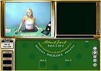 Casino Tropez/カジノトロペの生中継ライブゲーム